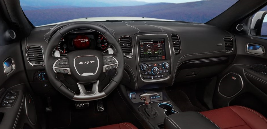 Long Island NY - 2018 Dodge Durango SRT's Interior