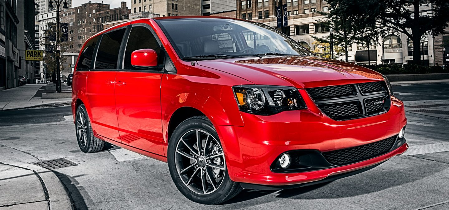 Salisbury NC - 2018 Dodge Grand Caravan's Overview