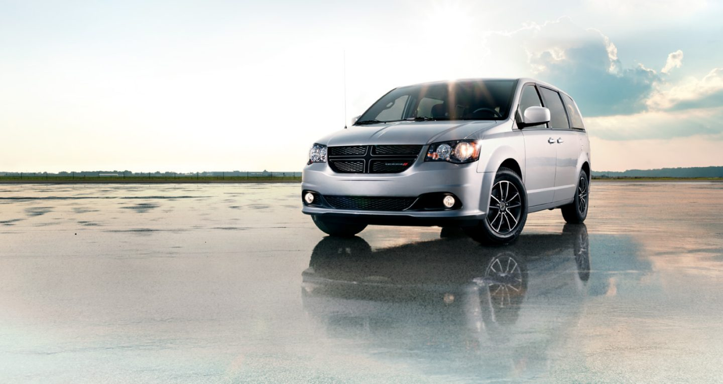 2018 Dodge Grand Caravan near Davenport IA
