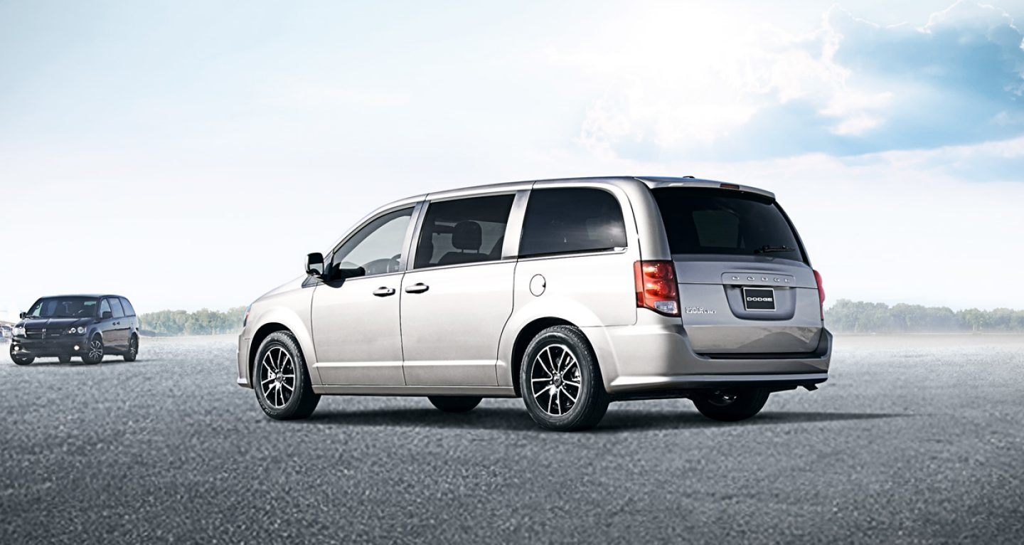 Davenport IA - 2018 Dodge Grand Caravan Overview