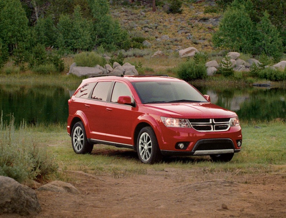Roswell Area Dodge Ram dealership - 2018 Dodge Journey