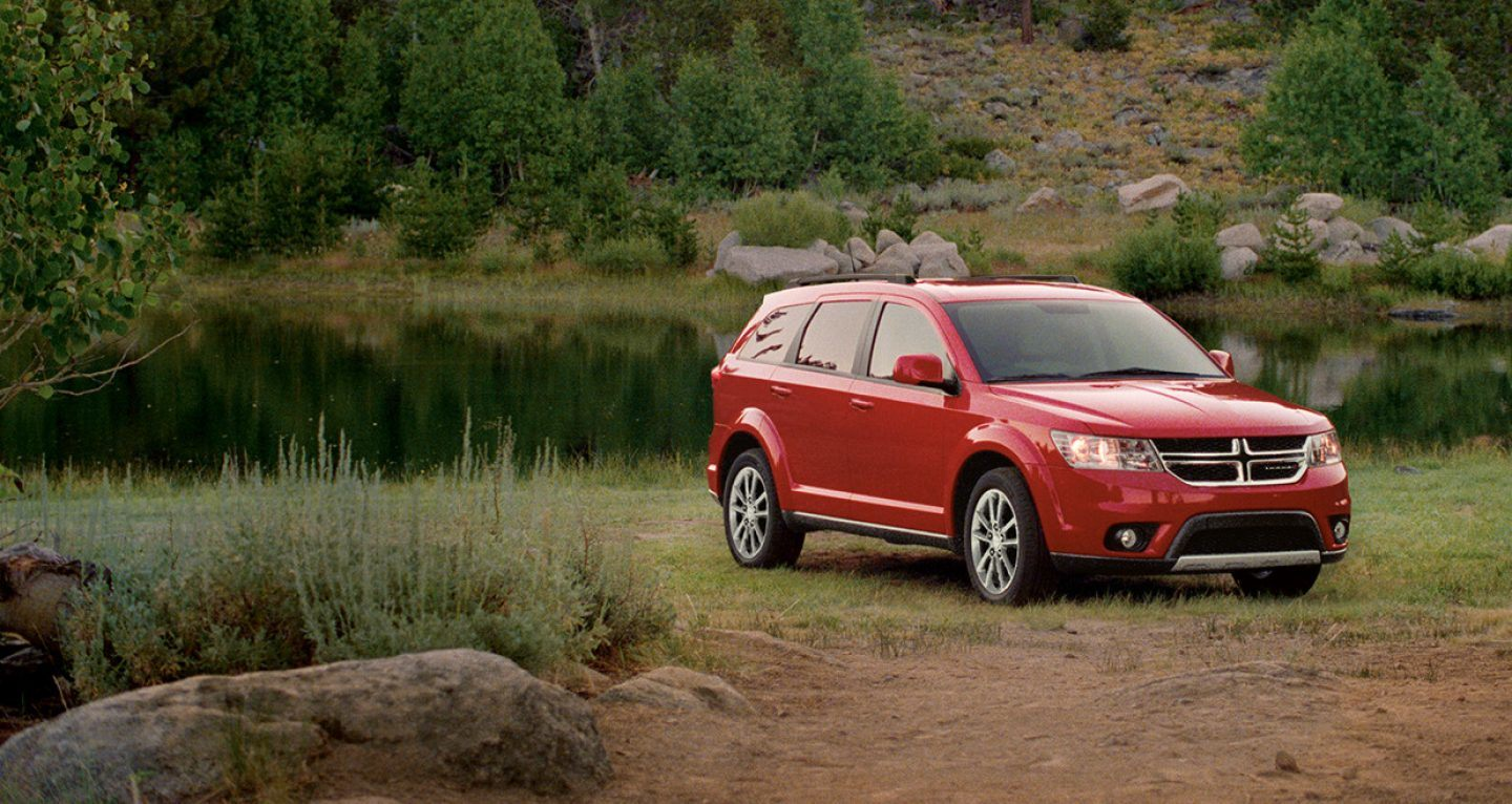 Davenport Iowa - 2018 Dodge Journey Overview