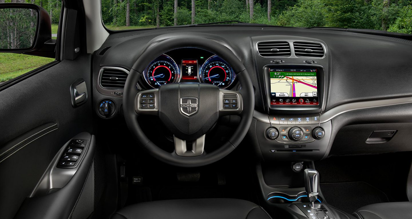Maquoketa Iowa - 2018 Dodge Journey Interior