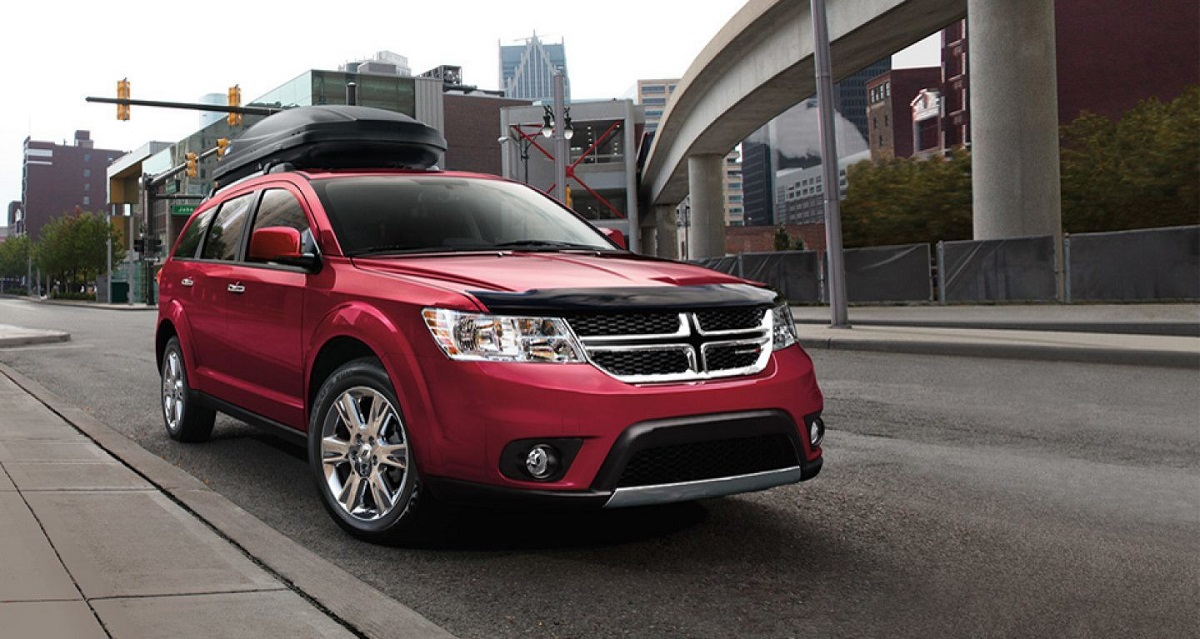 Lexington NC - 2018 Dodge Journey's Exterior