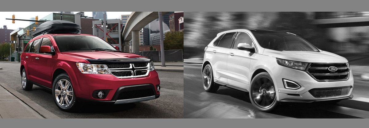 2018 Dodge Journey vs 2018 Ford Edge | Albuquerque NM