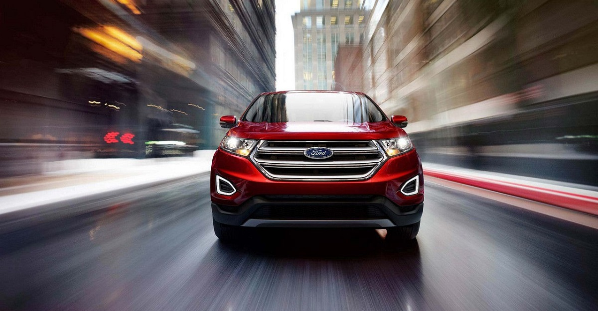 2018 Ford Edge in Maquoketa IA