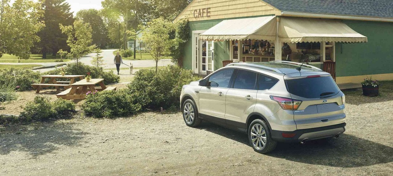 Maquoketa Iowa - 2018 Ford Escape Overview