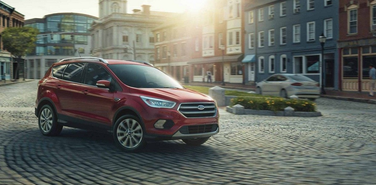 Ford Oil Changes in Maquoketa IA - 2018 Ford Escape