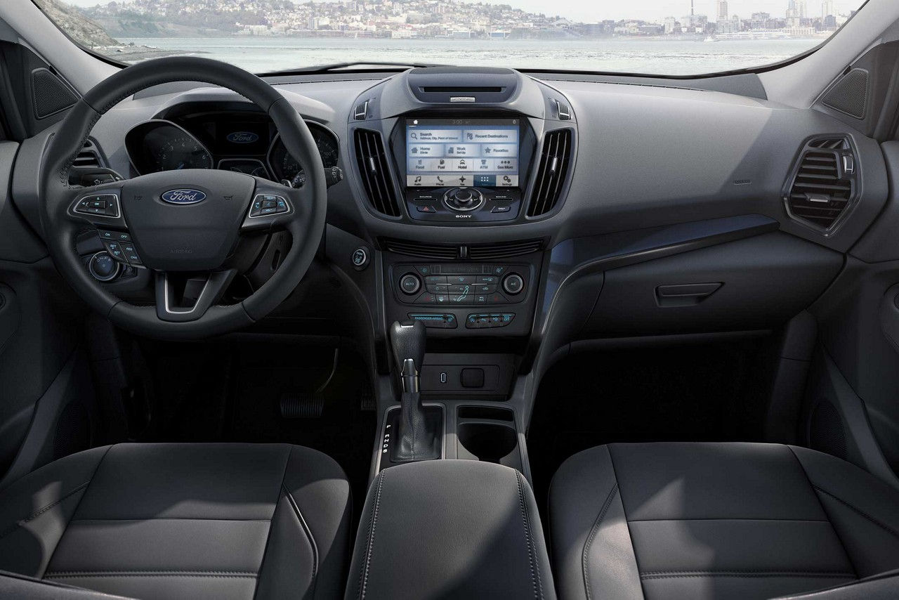 Maquoketa Iowa - 2018 Ford Escape Interior