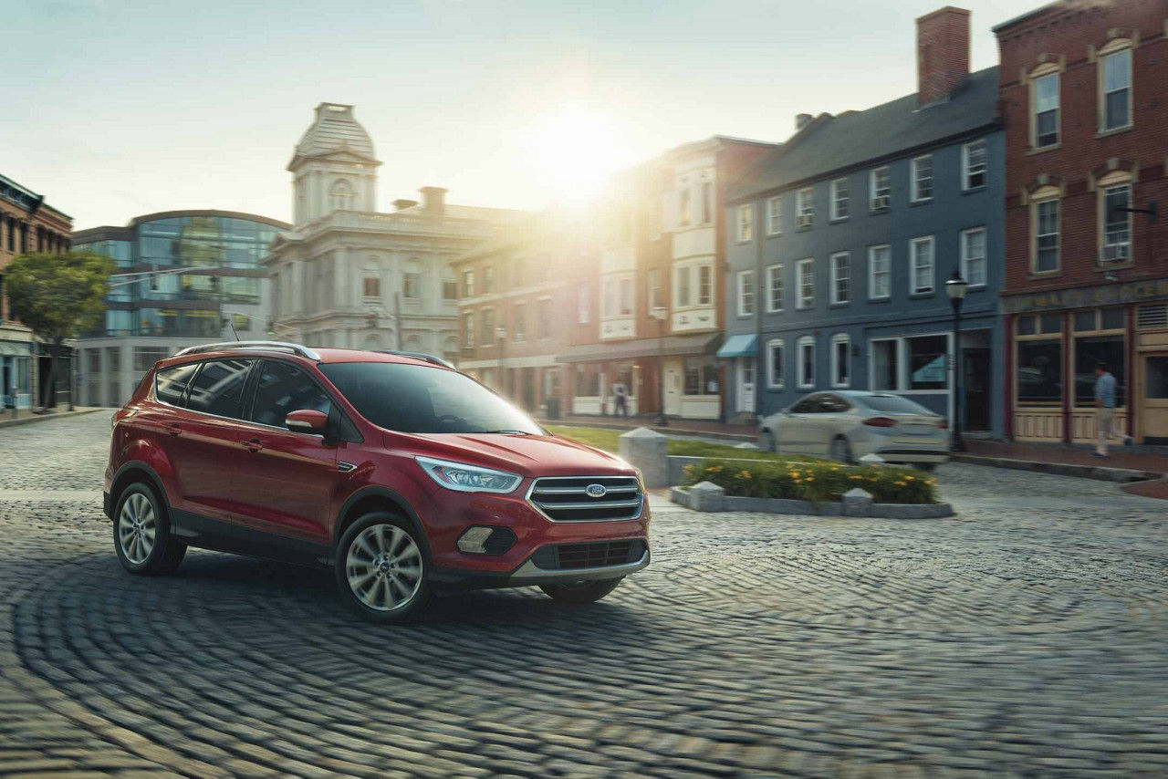 2018 Ford Escape in Maquoketa Iowa