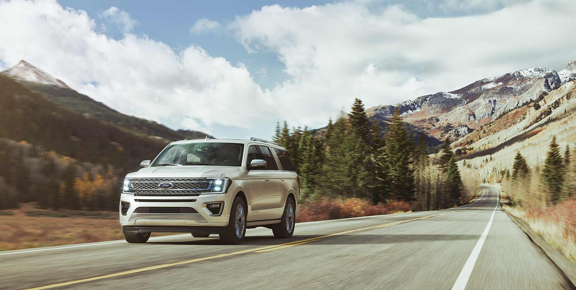 Dubuque IA - 2018 Ford Expedition Overview