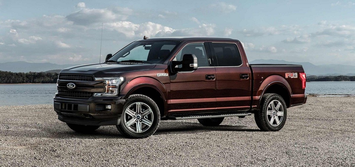 Clinton IA Area - 2018 Ford F-150 Overview