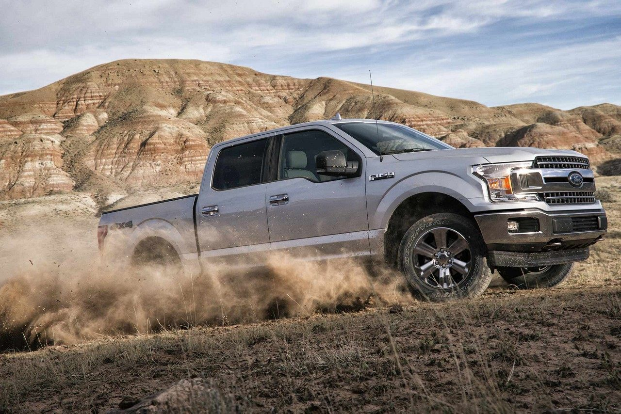 Transmission Repair near Aurora Colorado - 2018 Ford F-150