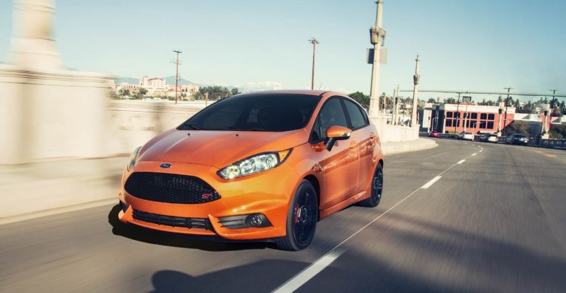 Maquoketa IA - 2018 Ford Fiesta Overview