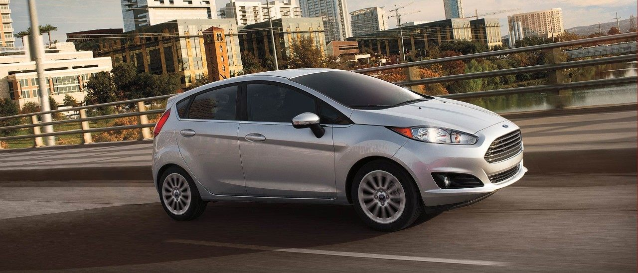 2018 Ford Fiesta in Maquoketa IA