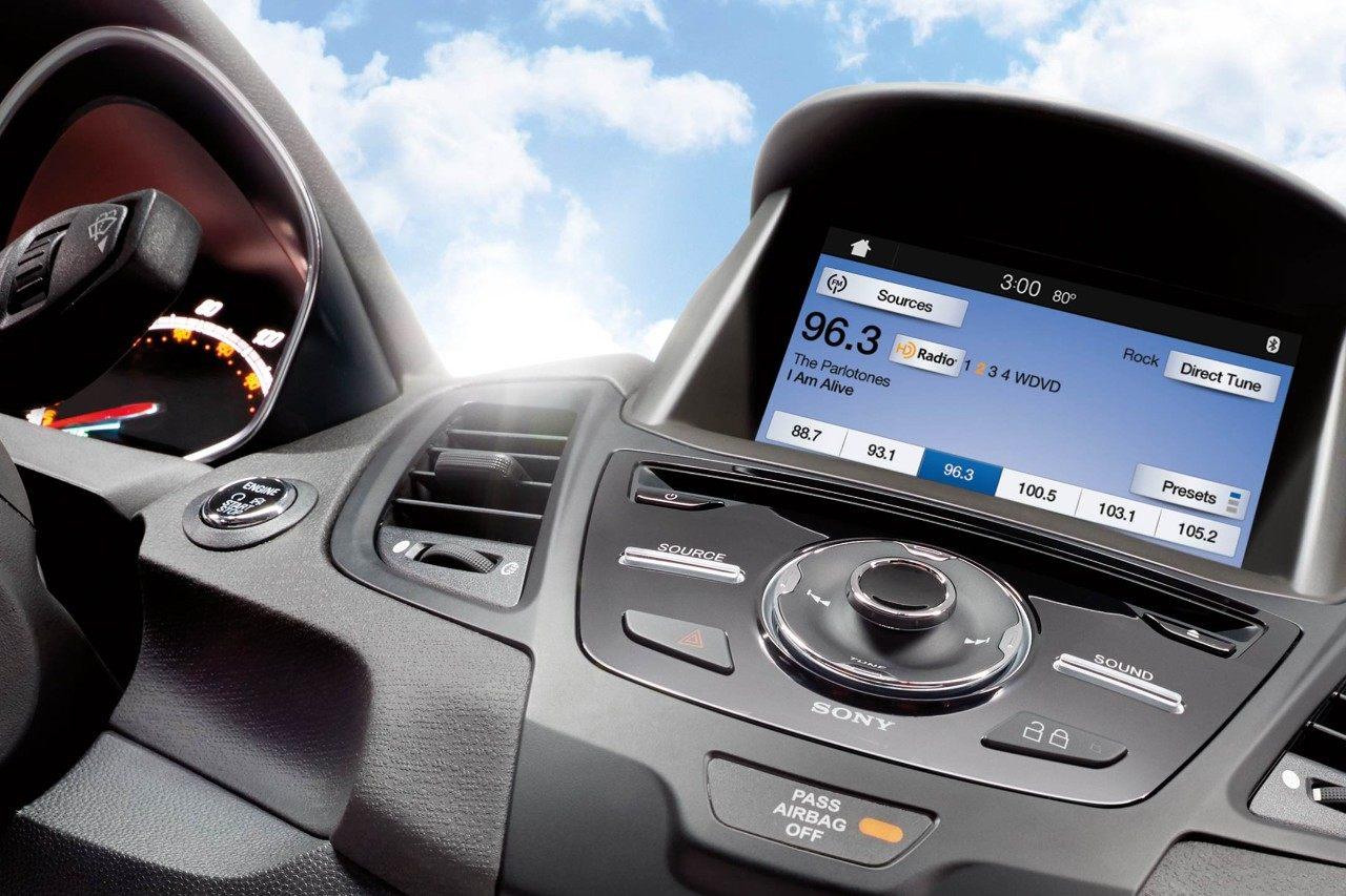Maquoketa IA - 2018 Ford Fiesta Interior