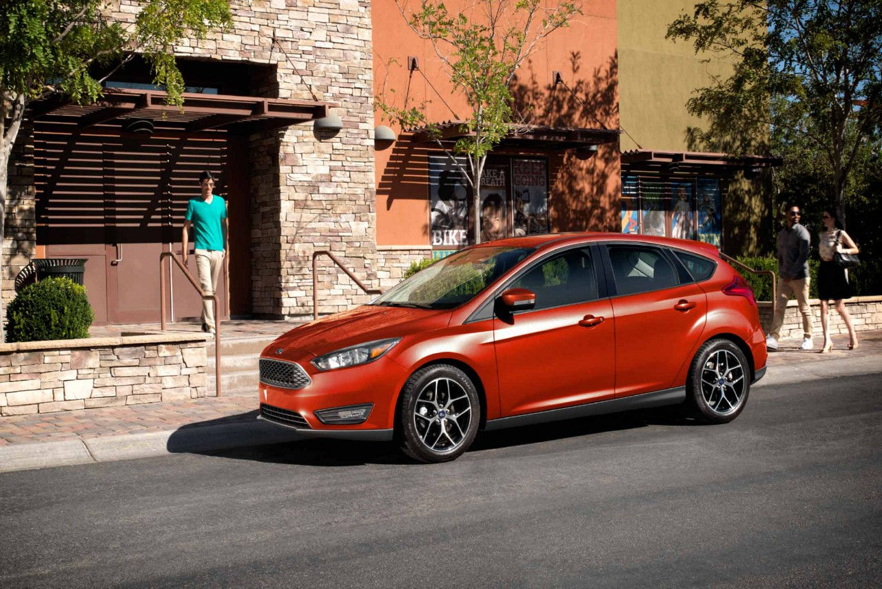 Dubuque IA - 2018 Ford Focus's Overview