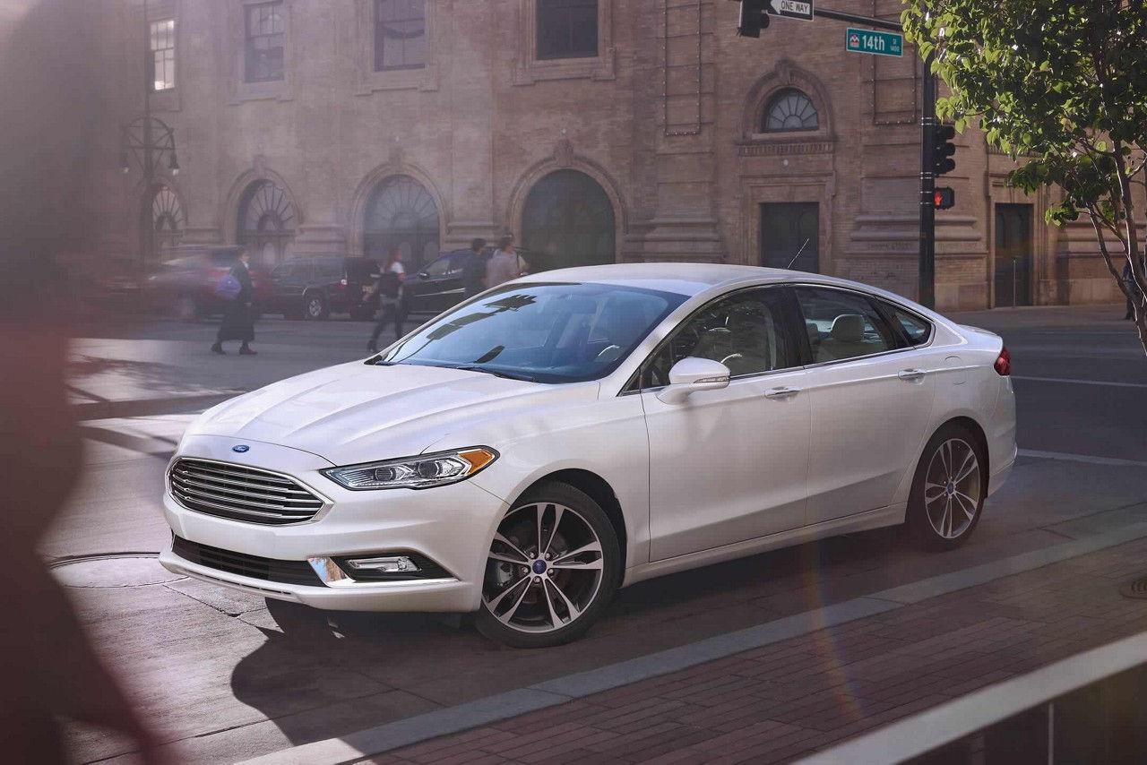 Dubuque IA - 2018 Ford Fusion Exterior