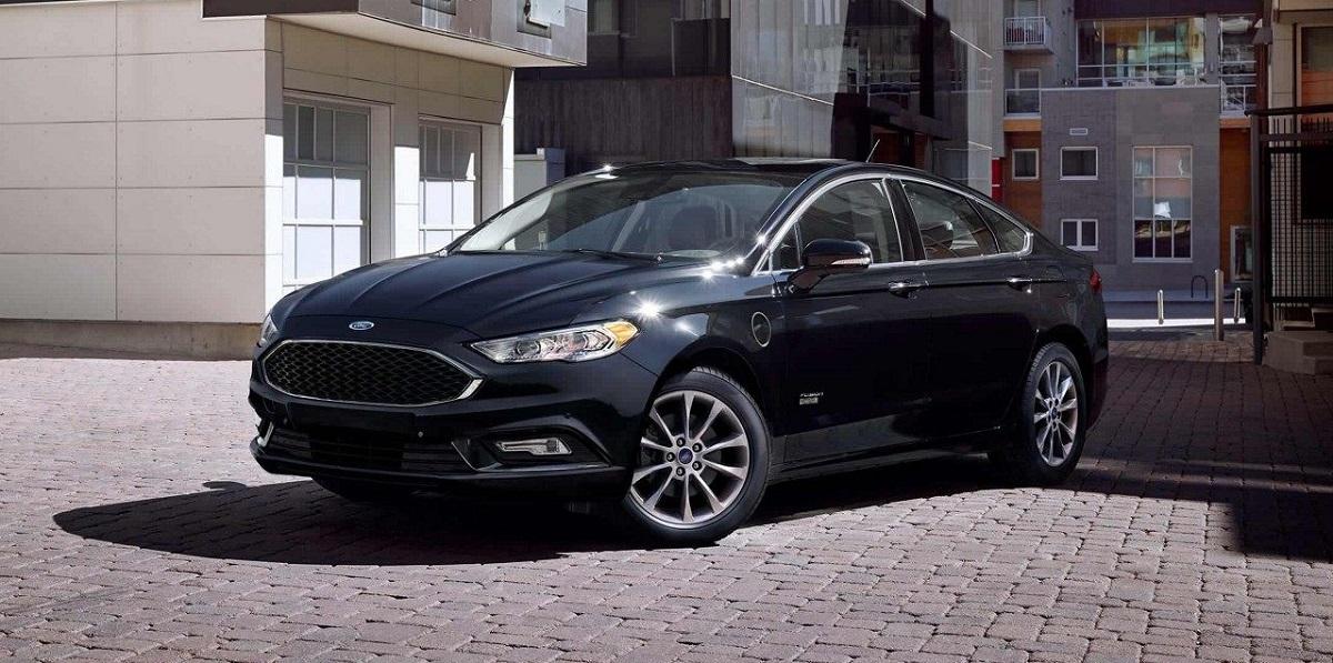 2018 Ford Fusion near Dubuque IA