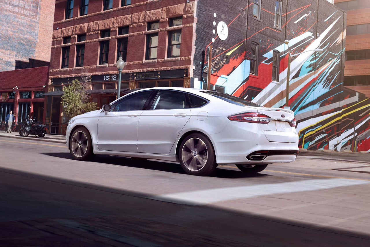 Southfield MI - 2018 Ford Fusion's Overview
