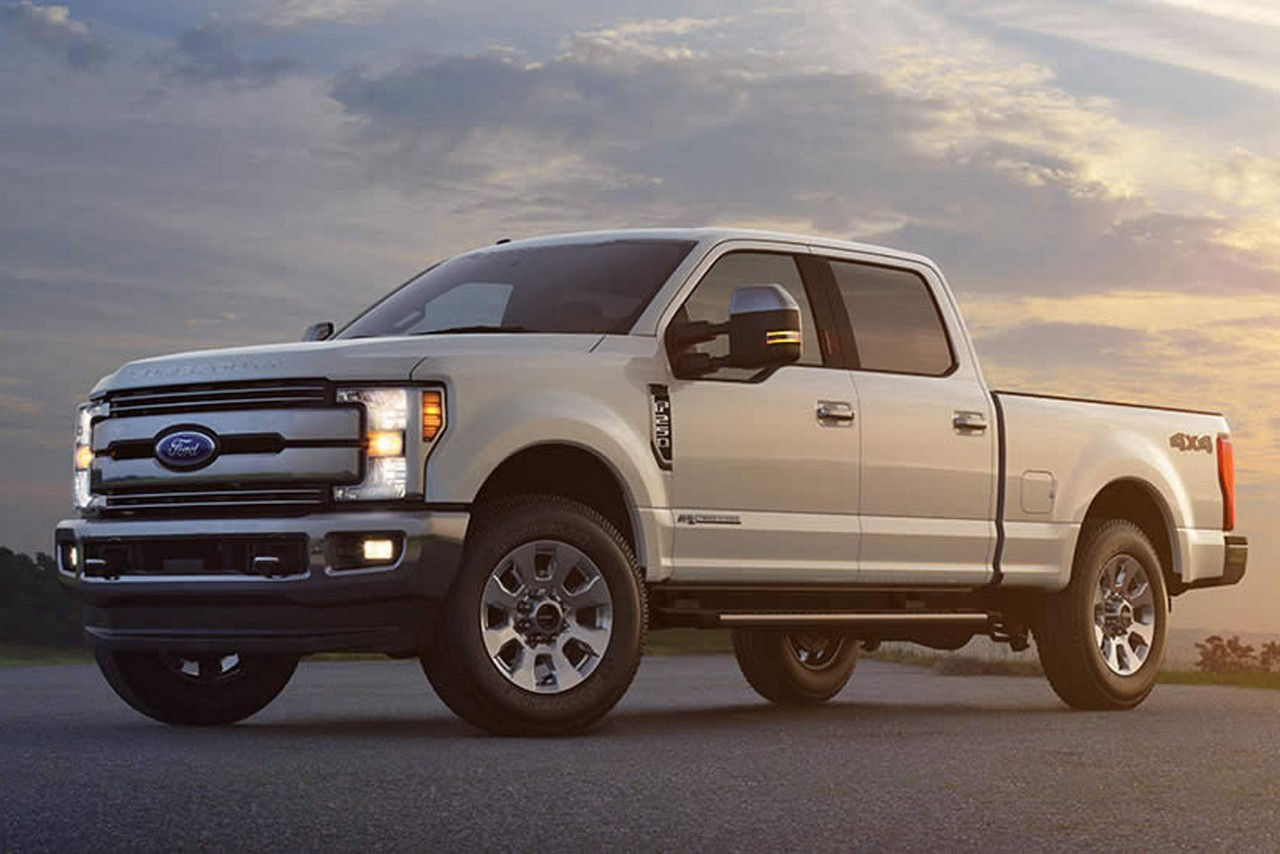 2018 Ford Super Duty Vs 2017 Super Duty Denver Co