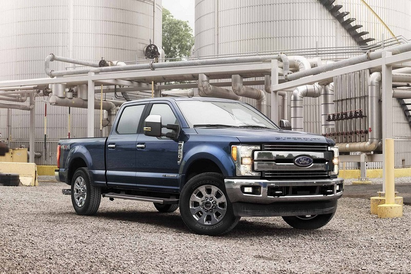 Dewitt Area - 2018 Ford Super Duty Overview