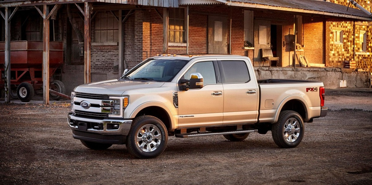 Dubuque Area - 2018 Ford Super Duty Overview