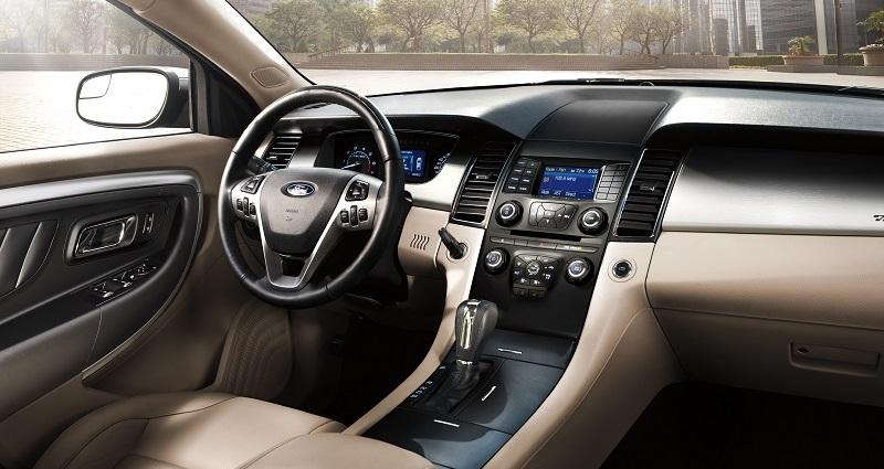 Maquoketa IA - 2018 Ford Taurus Interior