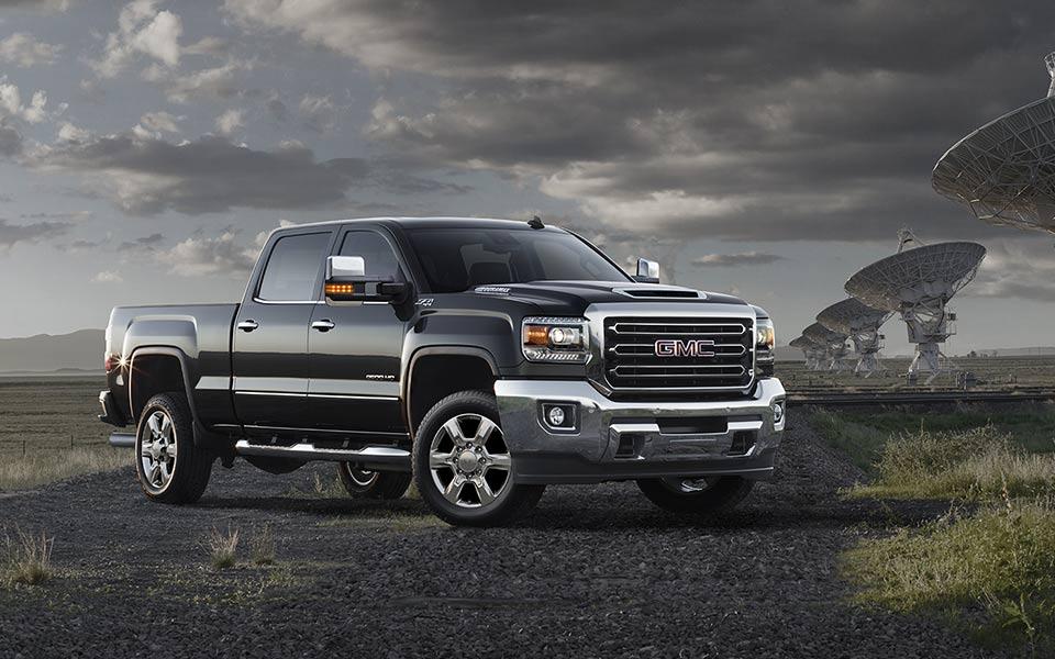dealers pickup hd duty trucks heavy diesel powerful sierra reveal gmc life truck new