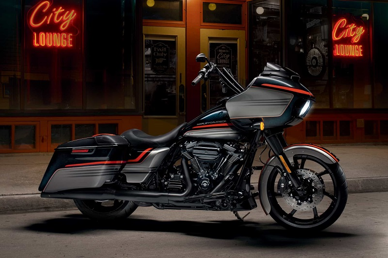 Exceptional Customization Options – 2018 Harley Davidson Touring Road Glide Special dealer