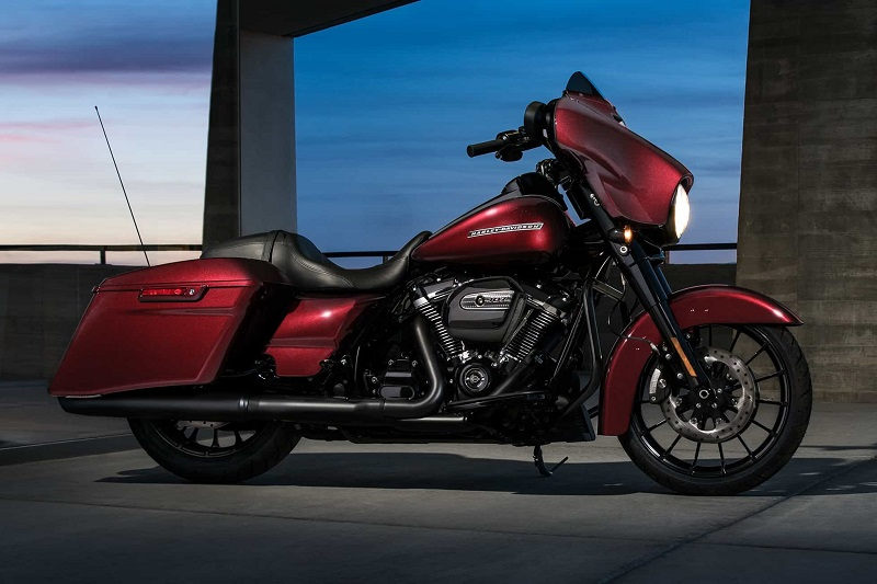 Annapolis MD - 2018 Harley Davidson Street Glide Special