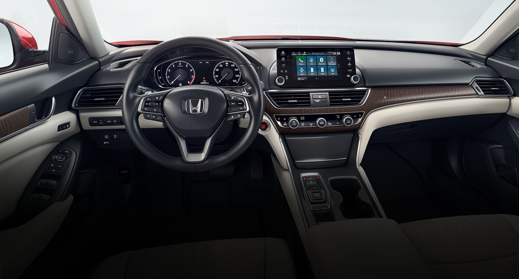 2018 Honda Accord Hybrid in Colorado - Interior