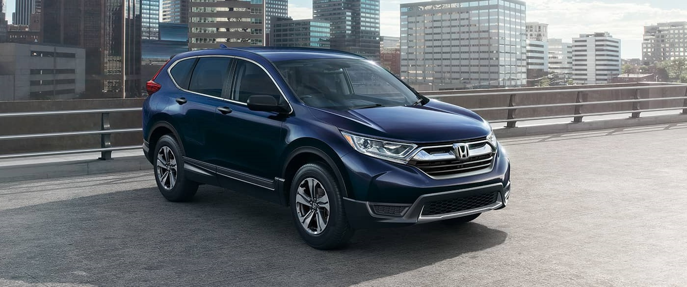 Iowa City - 2018 Honda CR-V