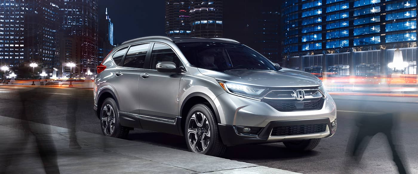 Iowa City - 2018 Honda CR-V Exterior