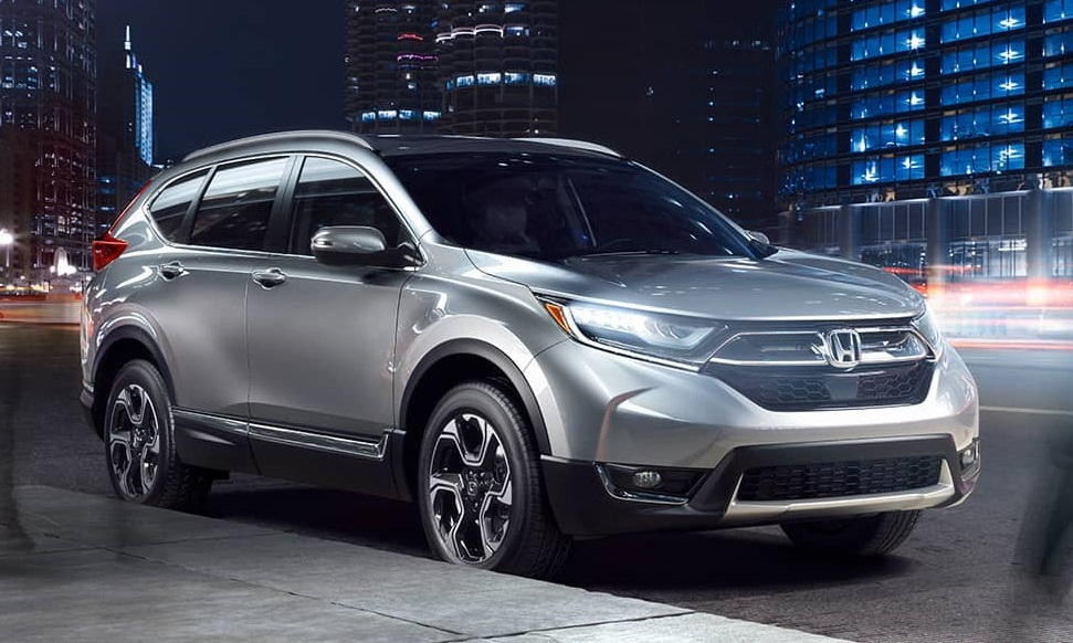Iowa city - Honda dealer - 2018 Honda CR-V Overview