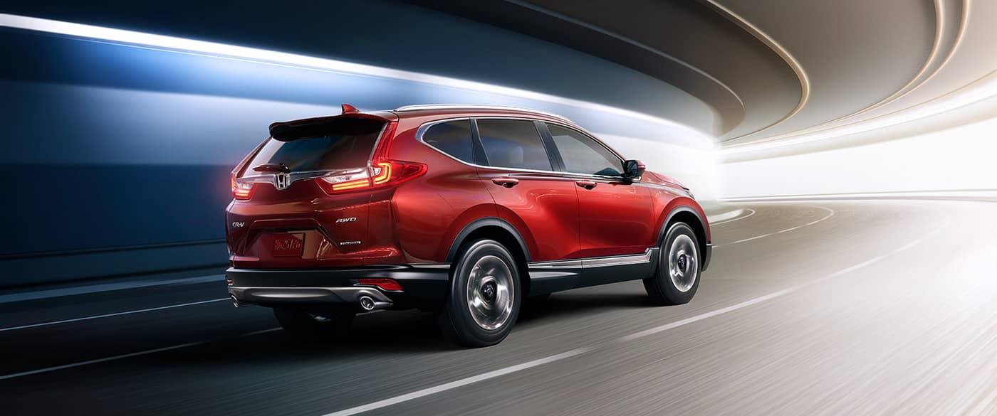 2018 Honda CR-V Trim Levels in West Burlington Iowa