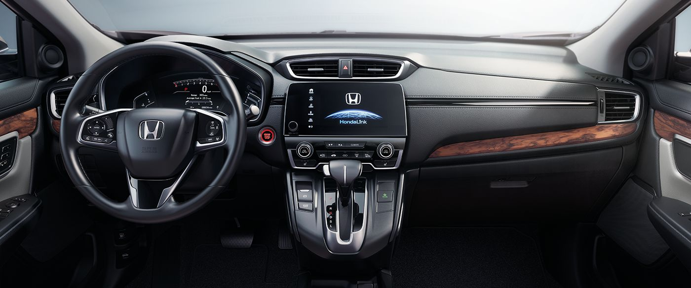 Denver CO - 2018 Honda CR-V's Interior