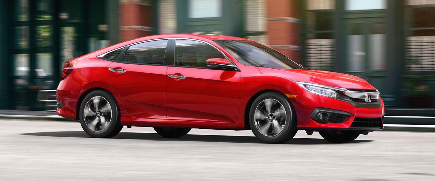 Honda Civic Touring Road Test