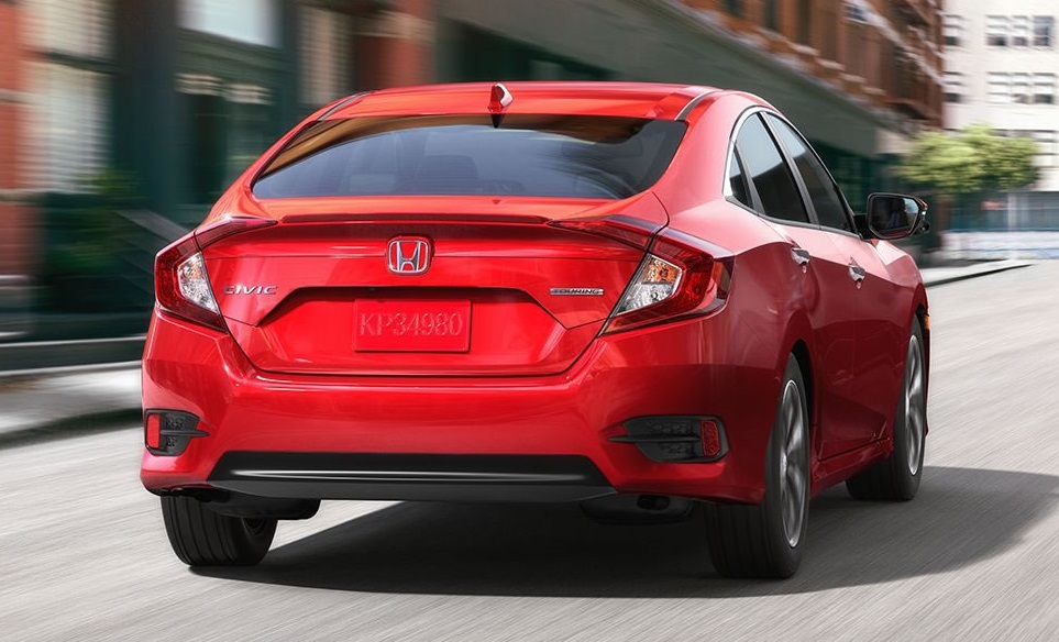 Denver CO - 2018 Honda Civic Sedan Overview