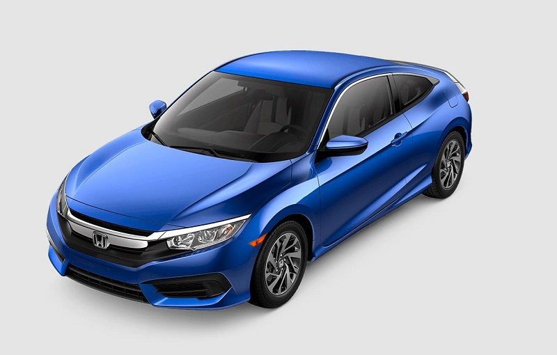 Moline Illinois - Honda dealership - 2018 Honda Civic Exterior