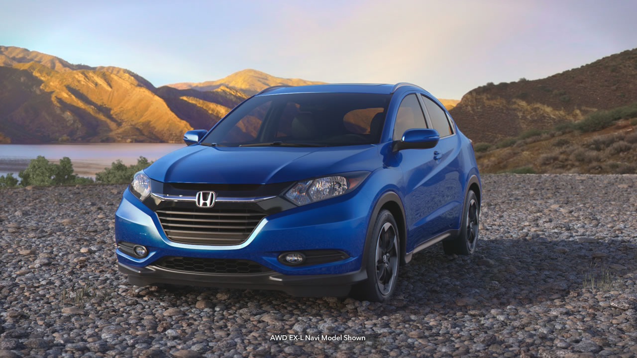 2018 Honda HR-V near Denver Colorado -Overview