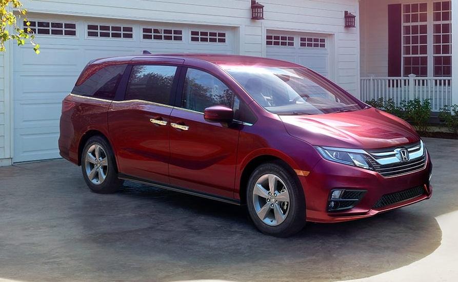 Iowa City - 2018 Honda Odyssey Exterior