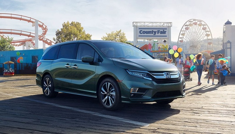 Iowa City - 2018 Honda Odyssey Overview