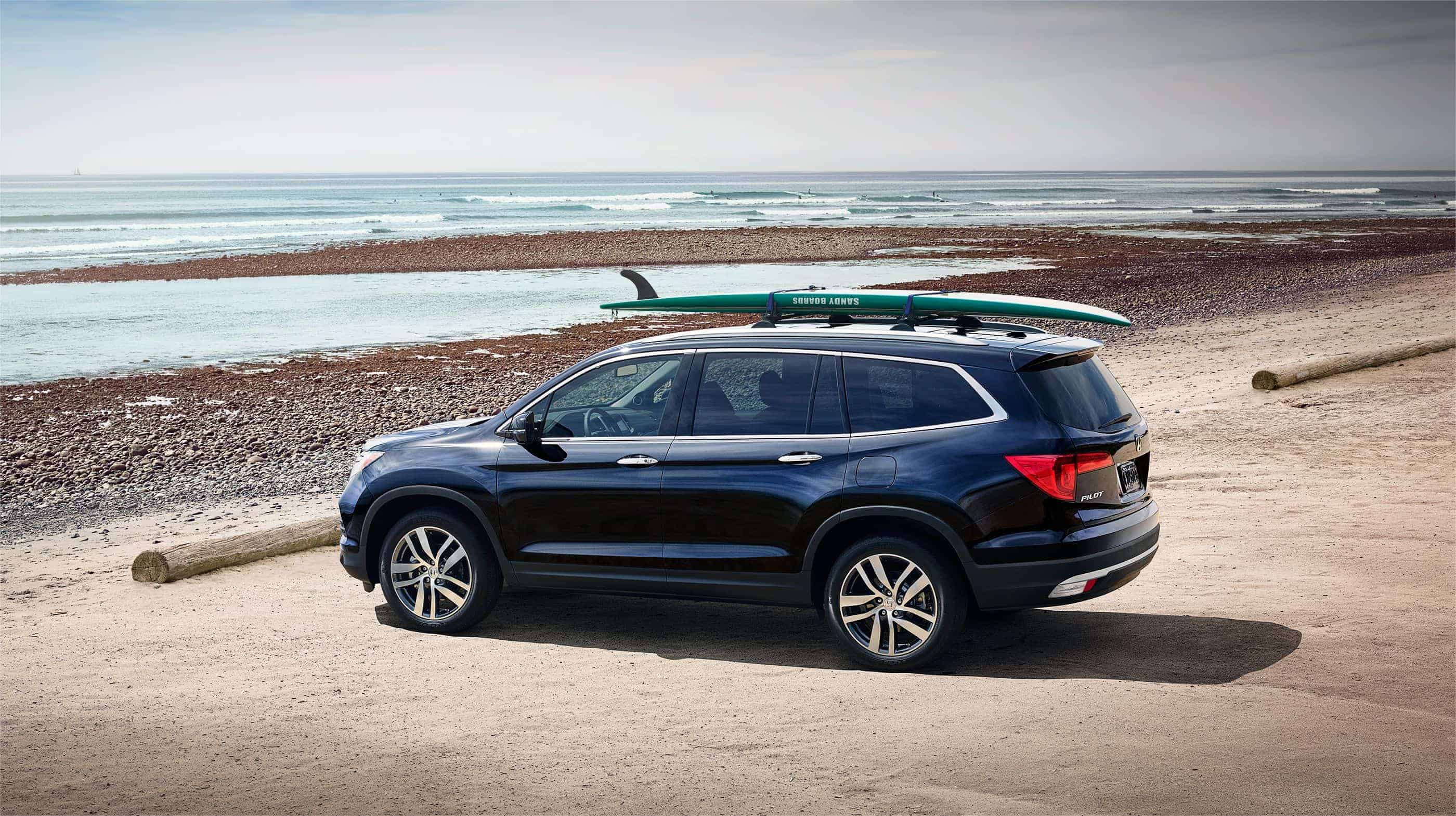 Iowa City - 2018 Honda Pilot