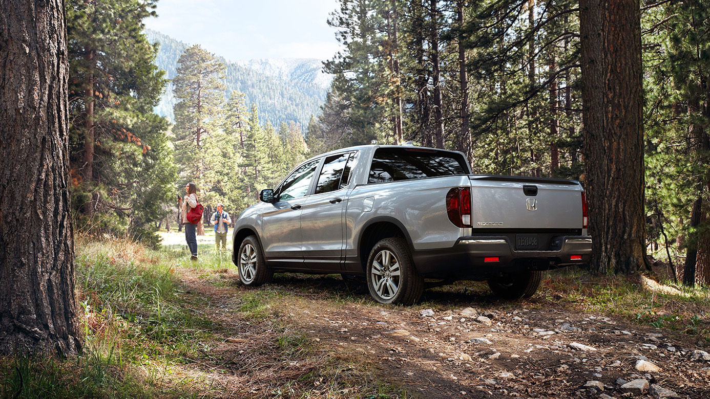 Denver CO - 2018 Honda Ridgeline Overview
