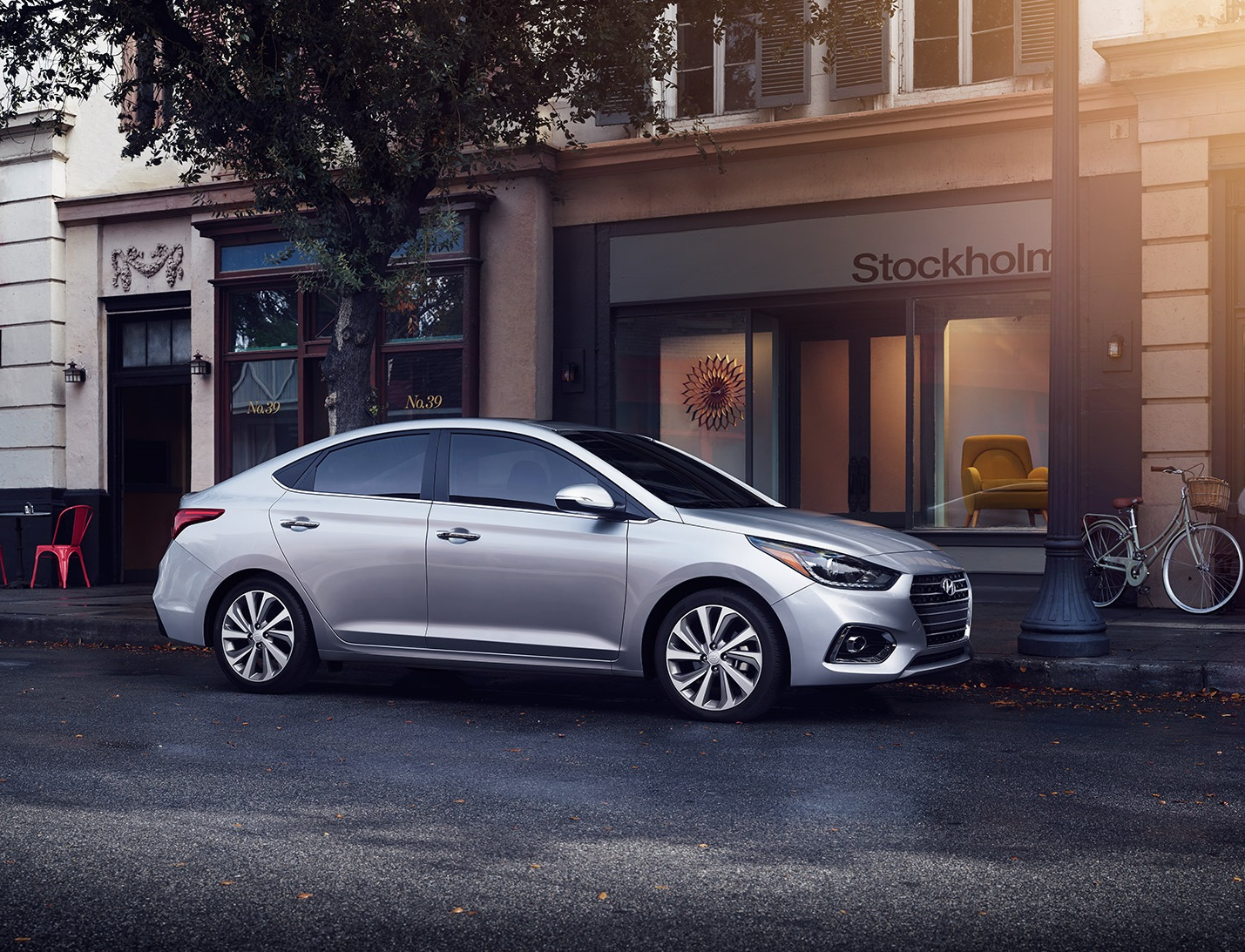 Oak Lawn IL - 2018 Hyundai Accent Overview