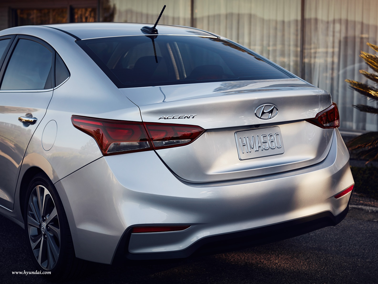 Chicago IL - 2018 Hyundai Accent Exterior