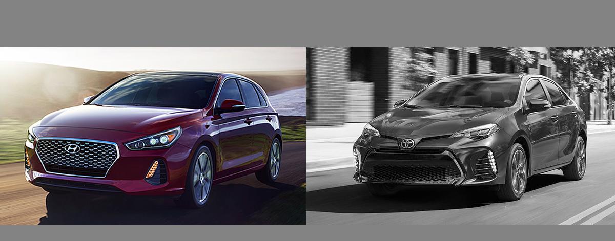 View Inventory 2018 Hyundai Elantra Vs 2018 Toyota Corolla | Centennial CO