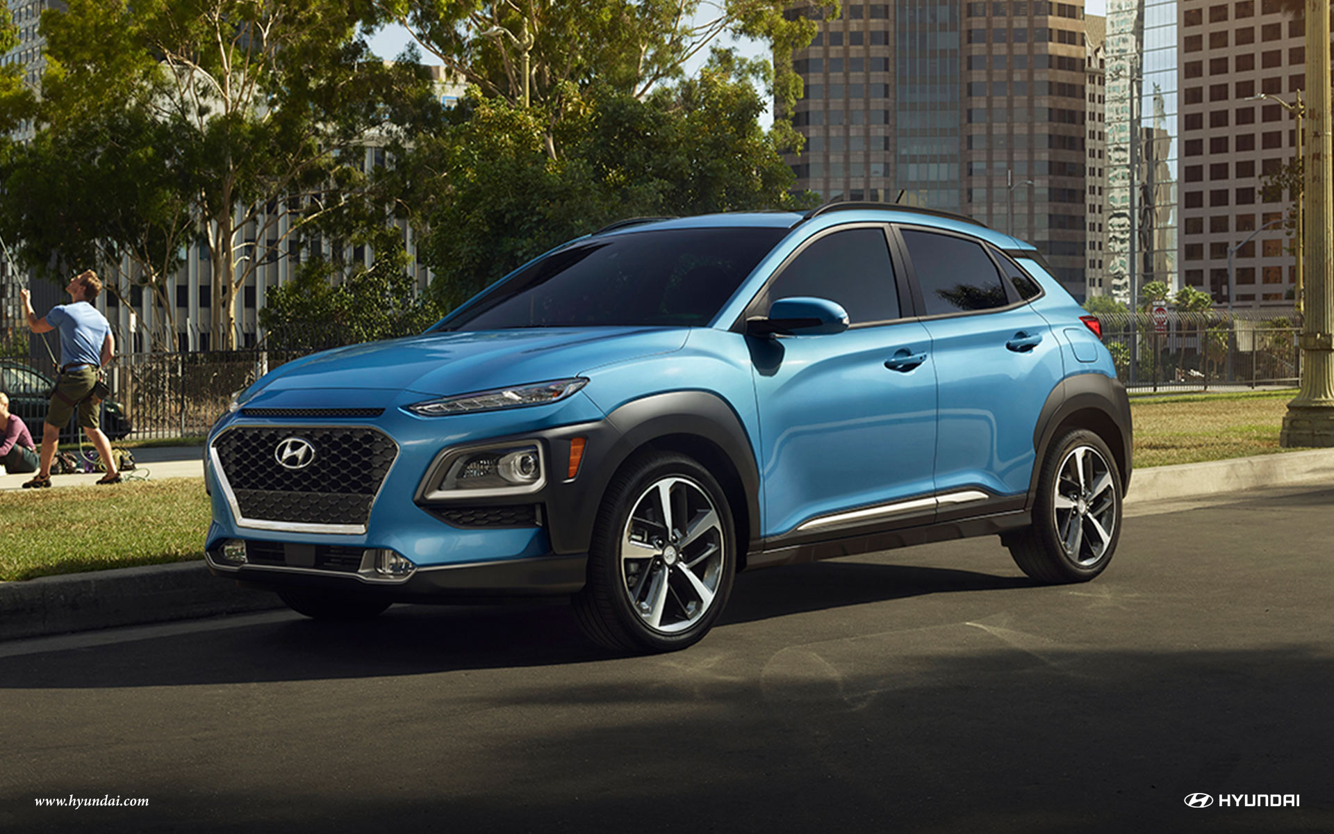 Colorado Springs Area - 2018 Hyundai Kona's Exterior