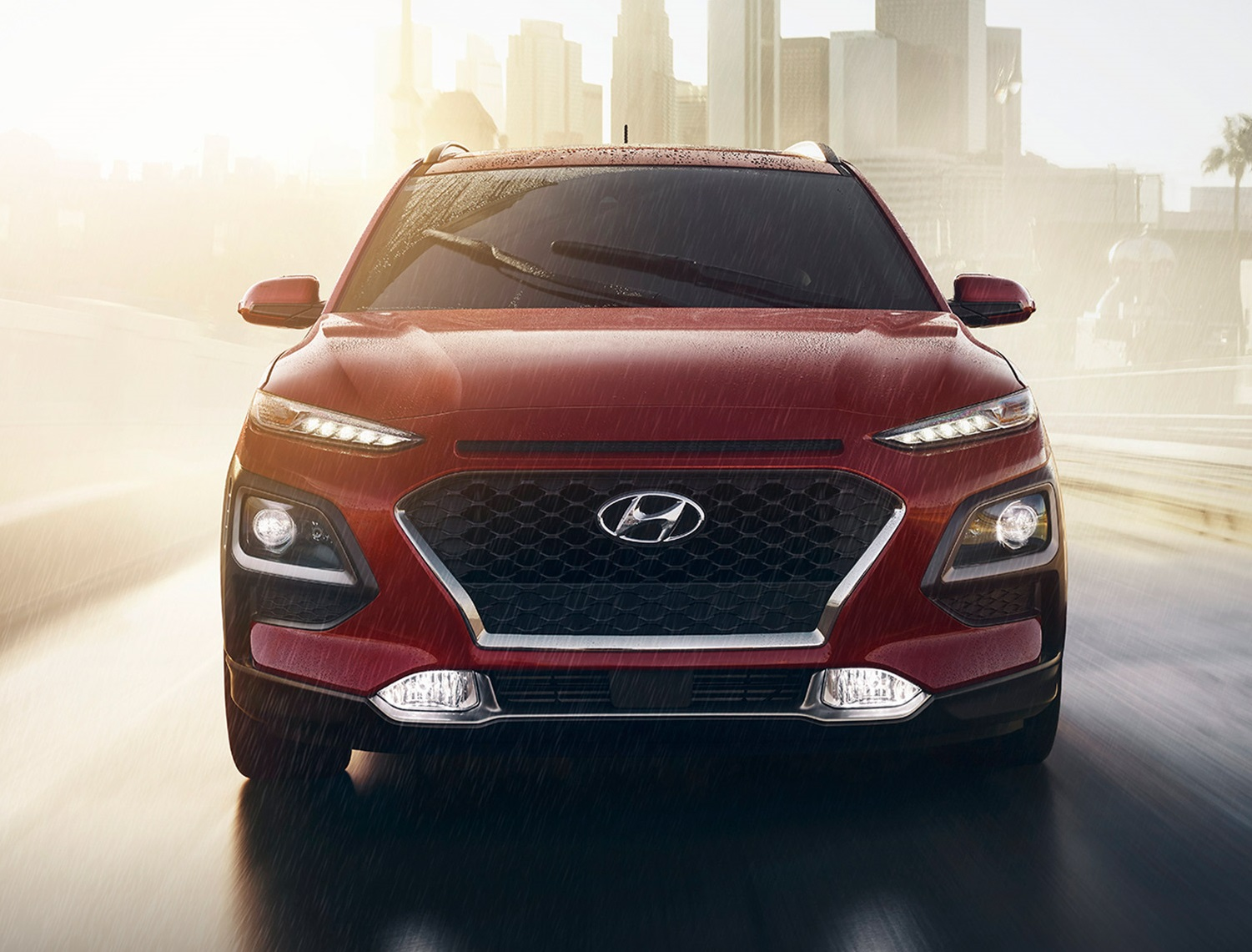2018 Hyundai Kona l Oak Lawn Illinois - Overview